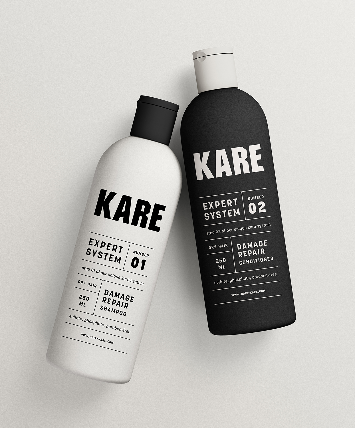 Kare Packaging Franziska Böttcher Studio